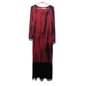 Romeo & Juliet Couture Tie Dye dress
